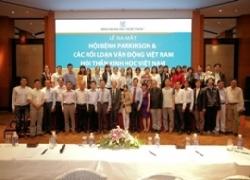 Lễ ra mắt hội bệnh Parkinson và rối loạn vận động Việt Nam